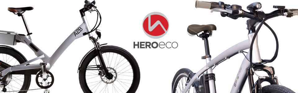 Electric Bikes Cincinnati slider HeroEco