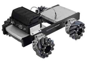 Segway RMP420 Omni and RMP440 Flex-Omni(2)
